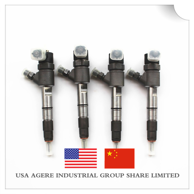 Injecteur de carburant pour moteur diesel 0445110293, injecteur de carburant haute performance 0445 110 293, véritable nouvel injecteur 0 445 110 293
