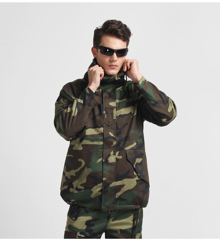 Men Military Camo Jacket 2 Colors | Camouflage jacket, Camo