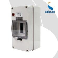 Saip HOT!  Grey   ABS Electrical  Waterproof Box  IP66