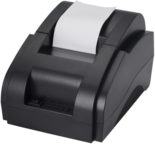 ФОТО Bluetooth receipt printer  58mm pos printer  Thermal printer  USB+Bluetooth XP-58IIH
