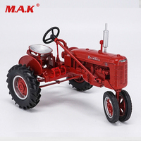 Kids toys Collection 1:16 Authentic ErtlFarmall B Tractor Diecast Car Agriculture Vehicle Model Engineering Vehicles Model
