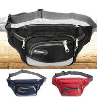 Running Waist Pouch Belt Sport Belt Mobile Phone Men Women With Pouch Gym Bags Running Belt Waist Pack