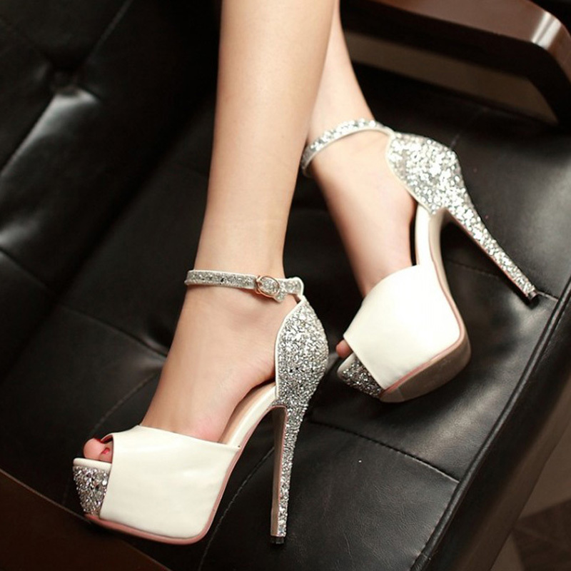 Prom Shoes High Heels