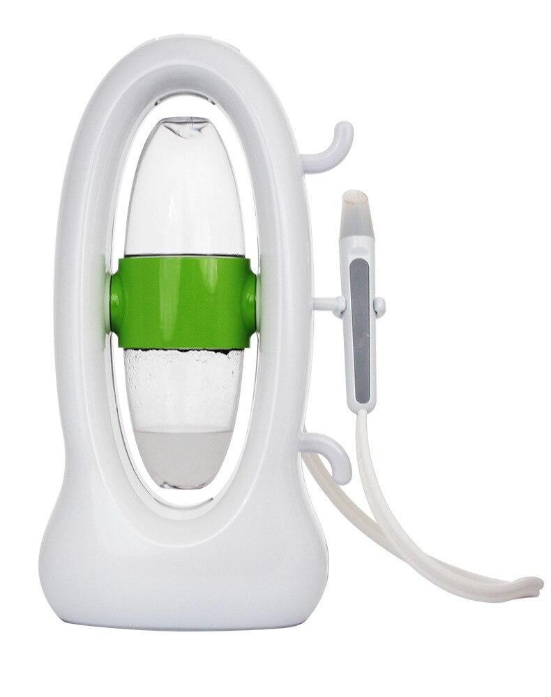 Utilisation à domicile petites bulles Instrument de soin du visage aspiration sous vide points noirs propre visage hydratant Micro bulle beauté dispositif propre