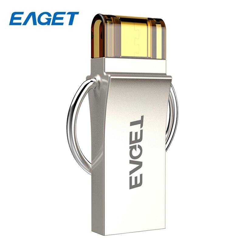 EAGET OTG font b USB b font font b Flash b font font b Drive b