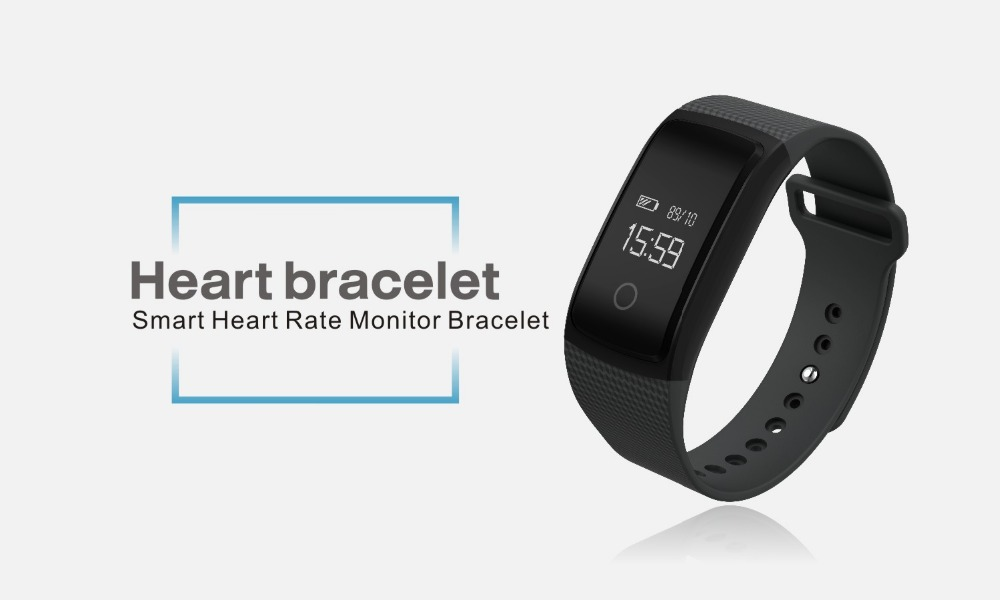 Smart Bracelet dynamic Heart Rate Blood Pressure Blood oxygen Fatigue index for huawei apple samsung gear 2 s2 s3 moto 360 tw64s