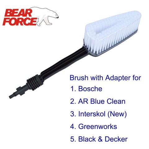 correcao escova de mao escova de limpeza de agua para ar azul interskol bosche preto