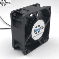 New Arrival 6025 Dual Voltage 60mm 6cm AC 115V 230V 5W Energy Saving Case Cooling Fan