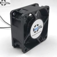 New Arrival 6025 Dual Voltage 60mm 6cm AC 115V 230V 5W Energy Saving Case Cooling Fan