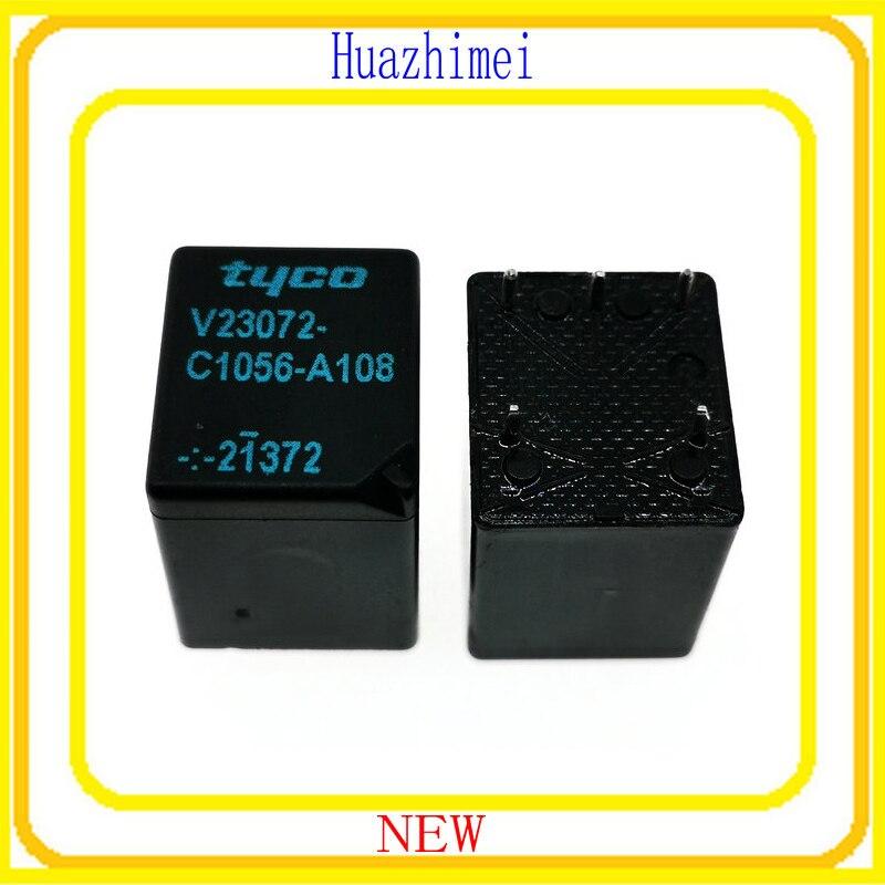 5PCS 10PCS/LOT Relays V23072-C1056-A108 V23072 C1056-A1085PCS 10PCS/LOT Relays V23072-C1056-A108 V23072 C1056-A108