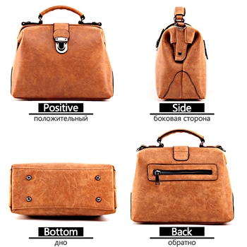 Women Handbags Crossbody Ladies Hand Bags Female Leather Shoulder Bag 1