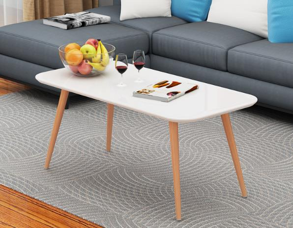 Styles nordique moderne simple salon table basse triangulaire
