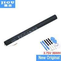 JIGU Original L14C3K31 Battery For Lenovo YOGA Tablet 2 YT2 1050F YT2 1051F L14d3k31 L14D2K31 Batteria 3.75V 9600mah