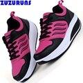 Moda sapatos casuais mulheres sapatilhas sapatos plataforma balanço de fitness feminino senhoras meninas marca luz calçados casuais das mulheres zapatos 19h8