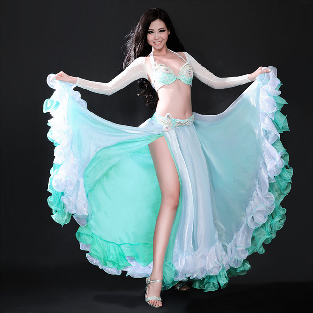 41c1b752f New Belly dance Clothes Professional Bellydance Dress Performance ...