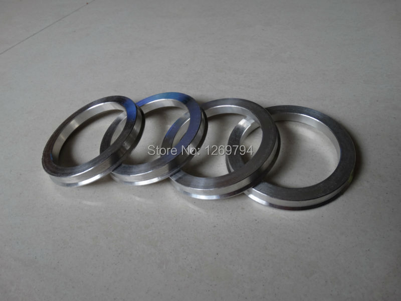 57 1 66 45Set of 4 Hub Centric Rings 57 1 OD 66 45 ID Hub