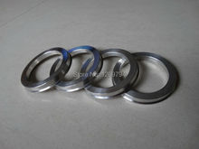 57.1*66.45Set of 4 Hub Centric Rings 57.1 OD 66.45 ID Hub Centric Of The Polycarbonate Plastic Or Aluminum Alloy