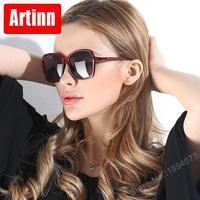 Neue art und weise polarisierte sonnenbrille UV400-resistant weibliche modelle sonnenbrille mode große sonnenbrille M8503