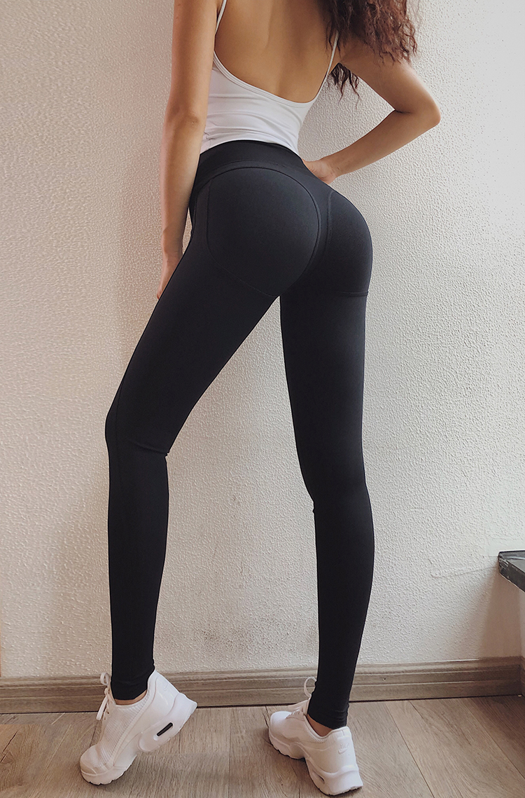 2019 Sexy Big Booty Leggings For Women Sport Fitness High