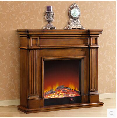 Online buy wholesale wooden fireplace mantels from china for Cheap wooden fireplace surrounds