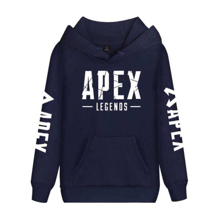 Apex Legends hoodies sweatshirts men women hip hop DJ Rapper Bboy dancer tracksuits coat hooded jacket in Hoodies amp Sweatshirts from Men 39 s Clothing