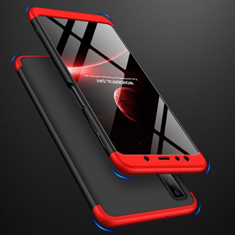 360 Full Cover Case For Samsung A50 A70S A80 A20 A30 A10s A40 A60 A90 Note J7 Prime S6 S7 Edge S10e S8 S9 Plus A7 2018 M30s Case