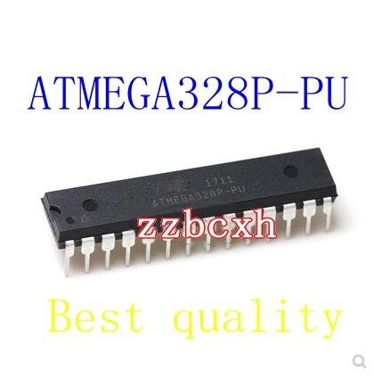 1 шт./лот Новый оригинальный 100% в наличии ATMEGA328P ATMEGA328P-PU DIP-28 328P-PU