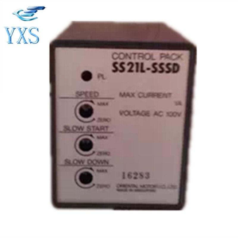 SS21L-SSSD SS21M-SSSD Motor Speed Controller Governor home furnishings oriental motor motor speed ss32e sssd vac 220 220