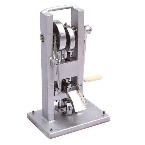 TDP-0 Tablet Presse Hand Betrieben Pille, Die Maschine Mini Pille Presse Maschine Prüfung Tablet Presse Bereit Lager