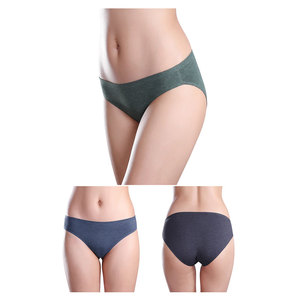 Image 2 - Wealurre 6Pcs ชุดชั้นในสตรีต่ำเอวผ้าฝ้ายเซ็กซี่สุภาพสตรีชุดชั้นในร้อนขายบิกินี่กางเกง