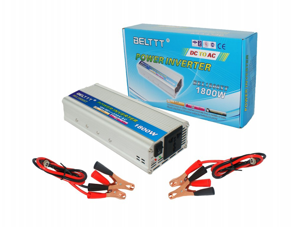 1800 watt auto <font><b>inverter</b></font> DC12V zu AC220V modifizierte sinus welle <font><b>inverter</b></font> image
