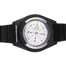 High Quality Outdoor Survival Tactical Wrist Compasses