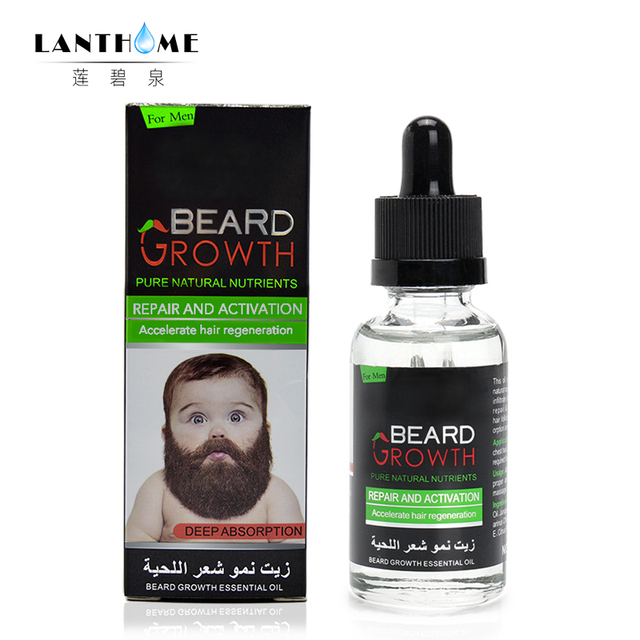Beard Growth Oil , Natural and Organic, Hair Tonic 4