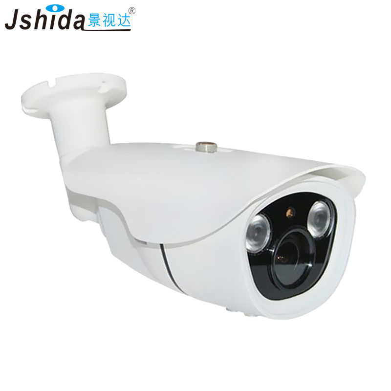Jshida 960P IP Camera CMOS Hi3518A Outdoor Security Surveillance CCTV Camera 40M IR Night Vision Onvif Bullet Waterproof smar outdoor bullet ip camera sony imx323 sensor surveillance camera 30 ir led infrared night vision cctv camera waterproof