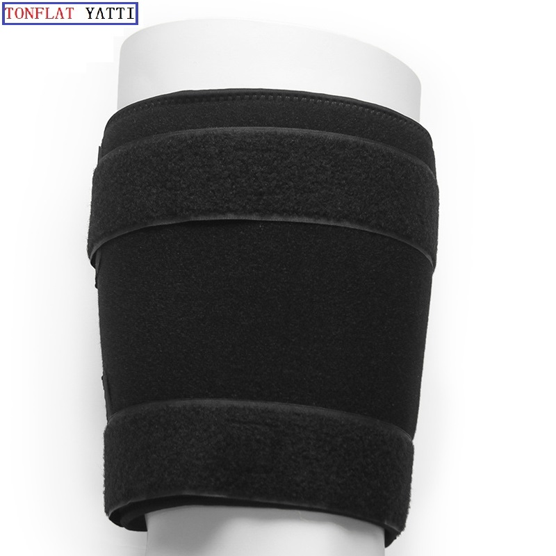 2019 New Self-Defense FBI Stealth Thigh Protective Fear Soft Tactical Anti-Cut Gear Anti-Hack Hack-resistant Protection