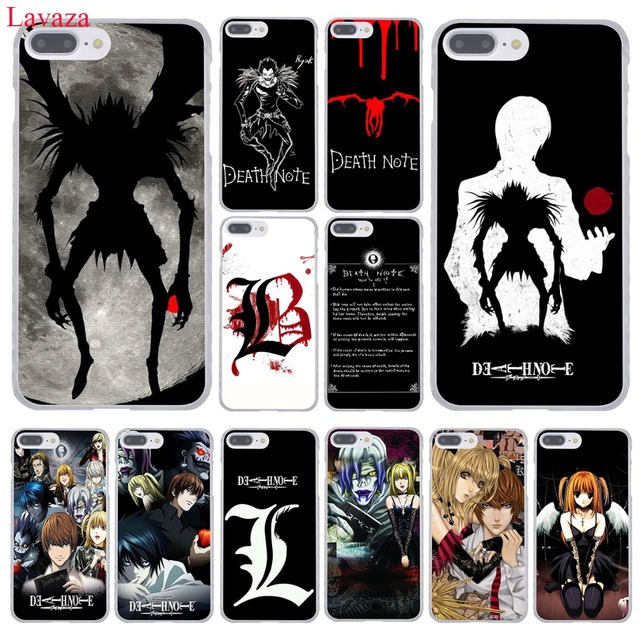 Death Note Ryuk kira Hard Shell Phone Case for iPhone