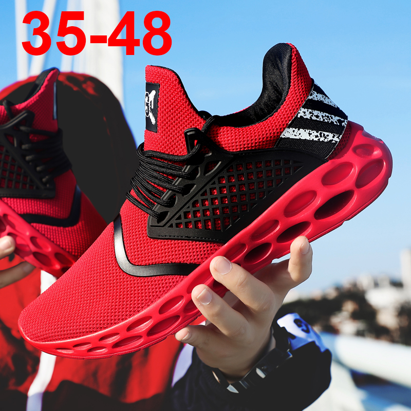 Weweya Shoes Men Sneakers Men Casual Shoes Man Trainers Walking Shoes Male Outdoor Footwear Tenis Masculino Adulto Plus Size 48