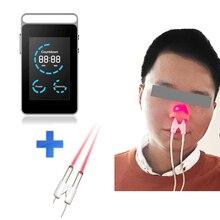 LASTEK Hypertension Treatment Cholesterol Nasal Laser Device Effective in Drug Addiction