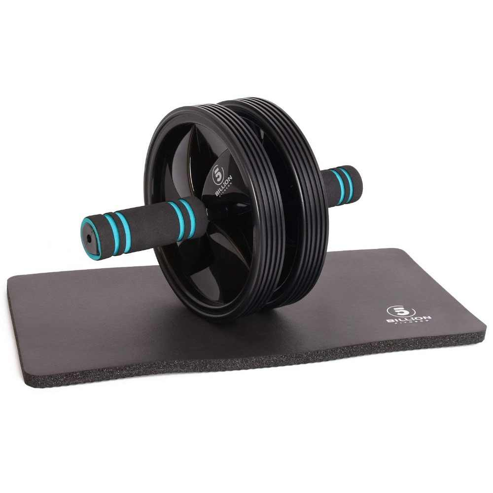 Detail feedback questions about dual ab roller wheel exercise wheel