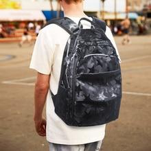 Star New School Fashion Men Backpack Bag Nylon Waterproof Backpacks Male External USB Charge Rucksack Backbag PCN064
