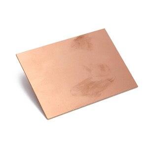 Image 5 - 新しい70 × 100 × 1.5ミリメートル20ピース/ロットfr4 pcb片面銅クラッドdiy pcbキット積層板回路基板厚さ1.2ミリメートル最高価格