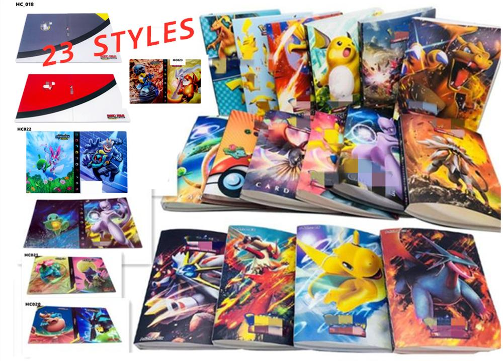240pcs Cartoon GX MEGA Cards Holder For Carte Board Game Cards Bus Card Bank Credit Card Toy