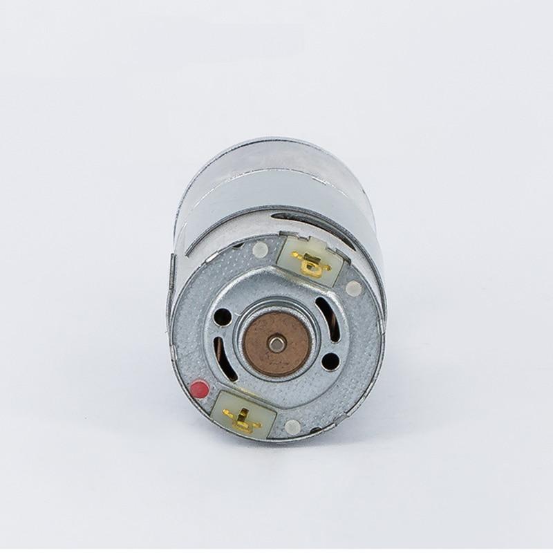 ZHENGKE ZGA28RO DC12V 24 V 4/5/10/20/30/40/50/60 /80/100/120/150/160/200/300/400/454/1600 RPM getriebe motor 28mm Hohe Drehmoment