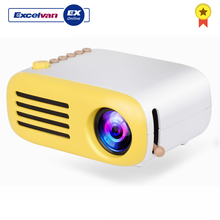 Excelvan YG300 YG310 Upgrade YG200 Mini LED Pocket Projector Home Beamer Kids Gift USB HDMI Video Draagbare Projector(China)