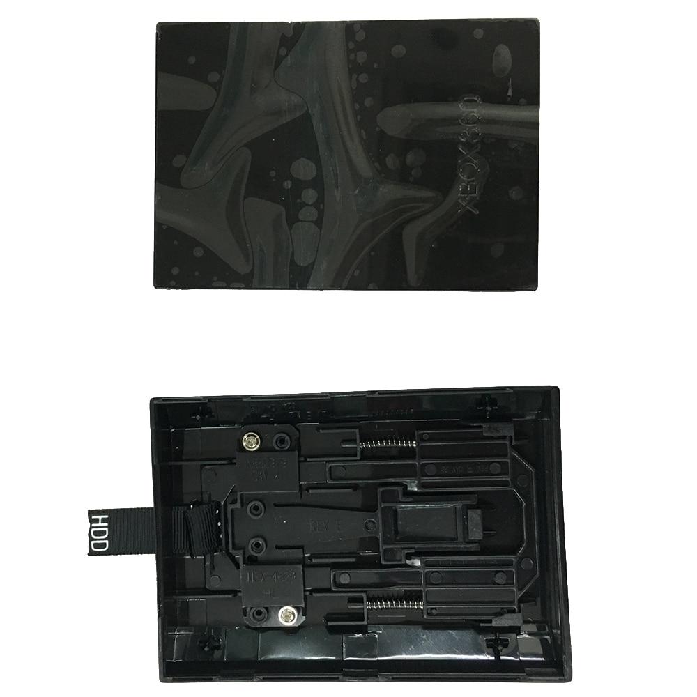 For Xbox 360 Slim Internal HDD Hard Disk Case HDD Housing Black