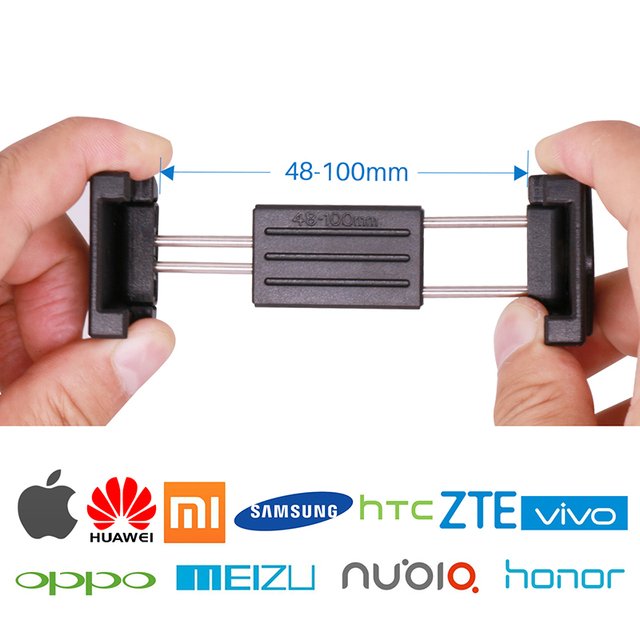 Folding Bluetooth Aluminum Tripod