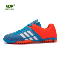 YILINGYI Lovers Soccer Shoes Turf Football Shoes For Sale Breathable Light Weight Outdoor Soccer Shoe Training