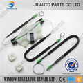 JIERUI  WINDOW REGULATOR REPAIR KIT FOR VW GOLF MK4 4 BORA FRONT LEFT 1997 to 2006 1J4 837 461 D