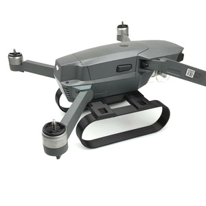 Image 2 - הדפסת 3D נחיתה מוגברת סוגר רגל ארוך בטוח הגנת המצלמה gimbal לdji Mavic פרו Drone אביזרי