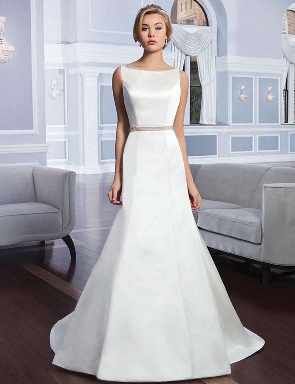 Online Get Cheap Simple Mermaid Wedding Dresses -Aliexpress.com ...